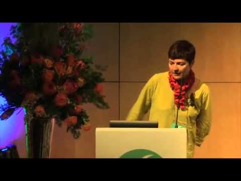 Torrents of hope: Why emotions matter to aquariums -- Dr. Elin Kelsey