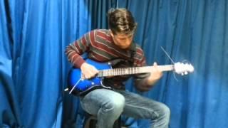 Andy James Guitar Academy Dream Rig Competition-Ivan Ojeda