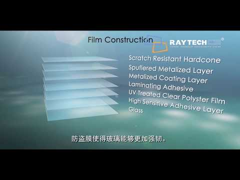 Raytech Films (Safety Film Explanation) Chinese Subtitles
