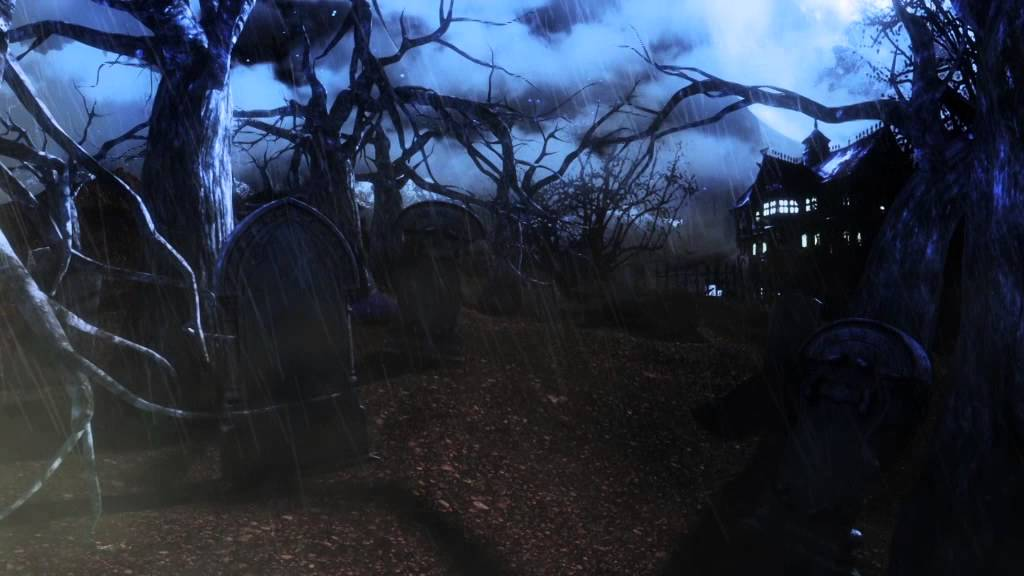 green screen halloween cemetery living trees footage pixelboom youtube