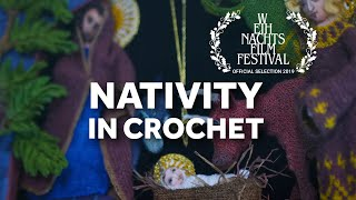 Nativity In Crochet