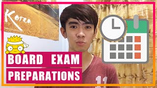 PREPARING FOR THE BOARD EXAM
