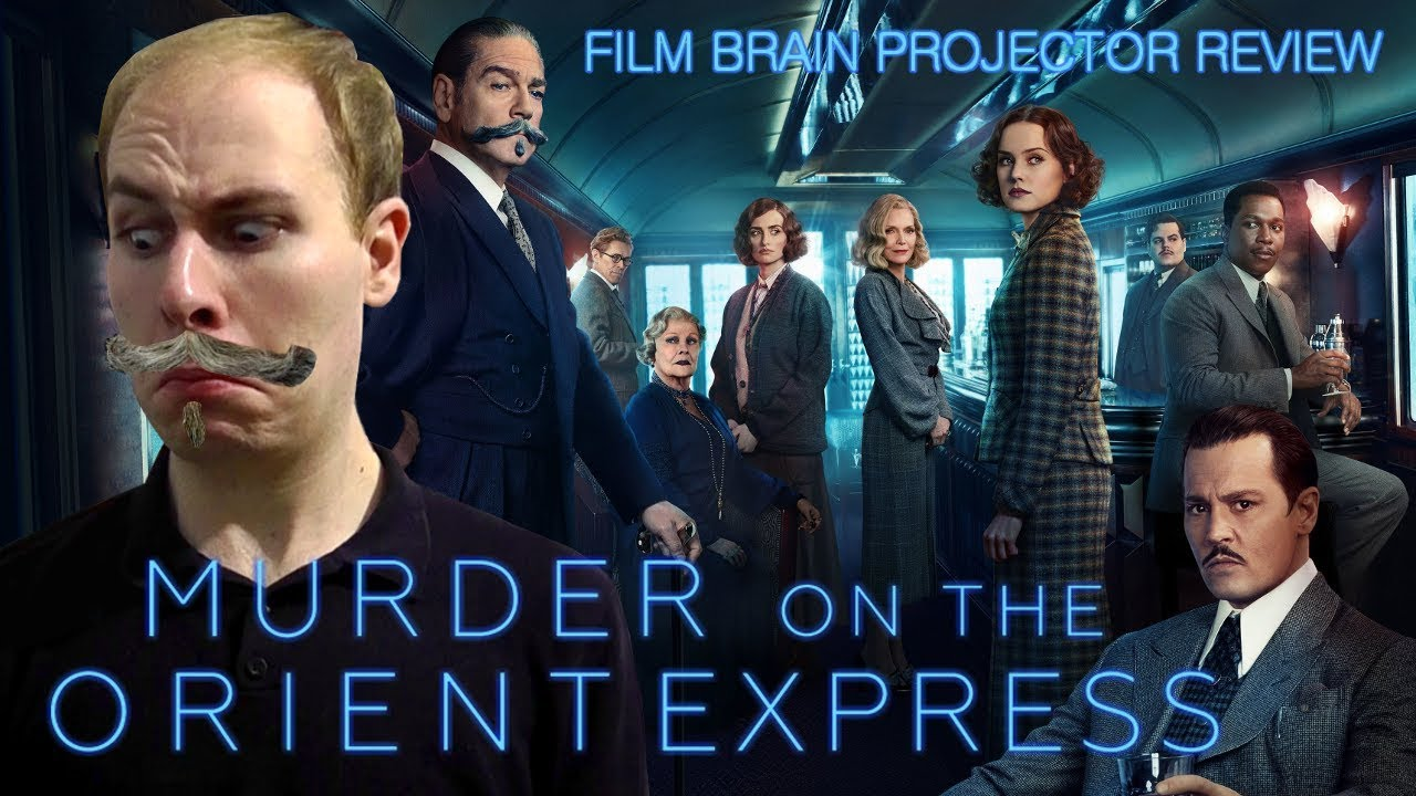 Projector Murder On The Orient Express 2017 Review Youtube