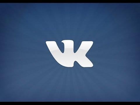Моя страница в ВК!! - YouTube