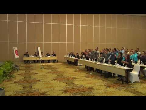 TOP LEADERS MEETING SMJ,MALANG 29 JAN 17 Part 2