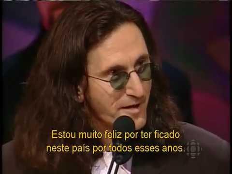 Rush - Juno Hall Of Fame - 1994 - Legendado - Português