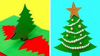 すてきなクリスマスカード22種