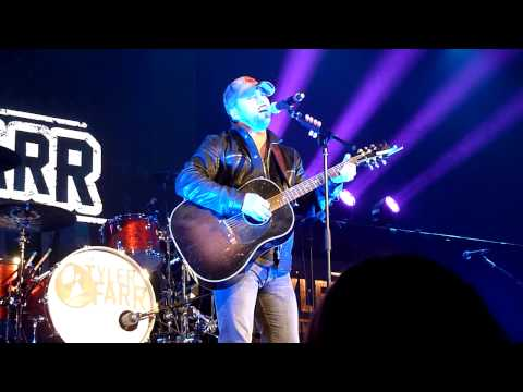 Tyler Farr ~ Hello Goodbye ~ The Ryman ~ Nashville, TN ~ 2/24/15