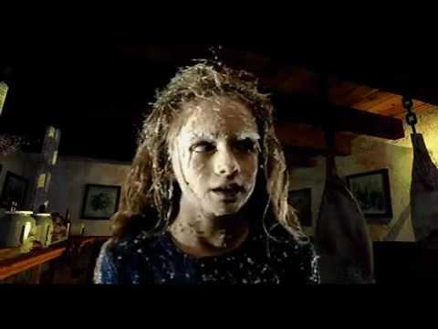 Goosebumps Escape from Horrorland: Werewolf Attack Cutscene