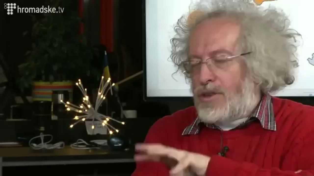 Венедиктов на украинском телевидении 12.02 2014