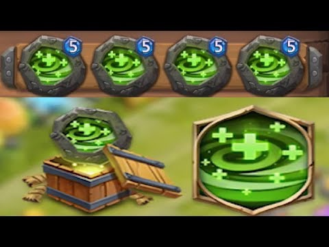 New Regenerate Talent And HOW IT WORKS Whos It Goods On Castle Clash