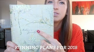 RUNNING PLANS FOR 2018 | TRAINING FOR THE LONDON MARATHON & PROJECT SUB 90 | BELIEVE IN YOURSELF
