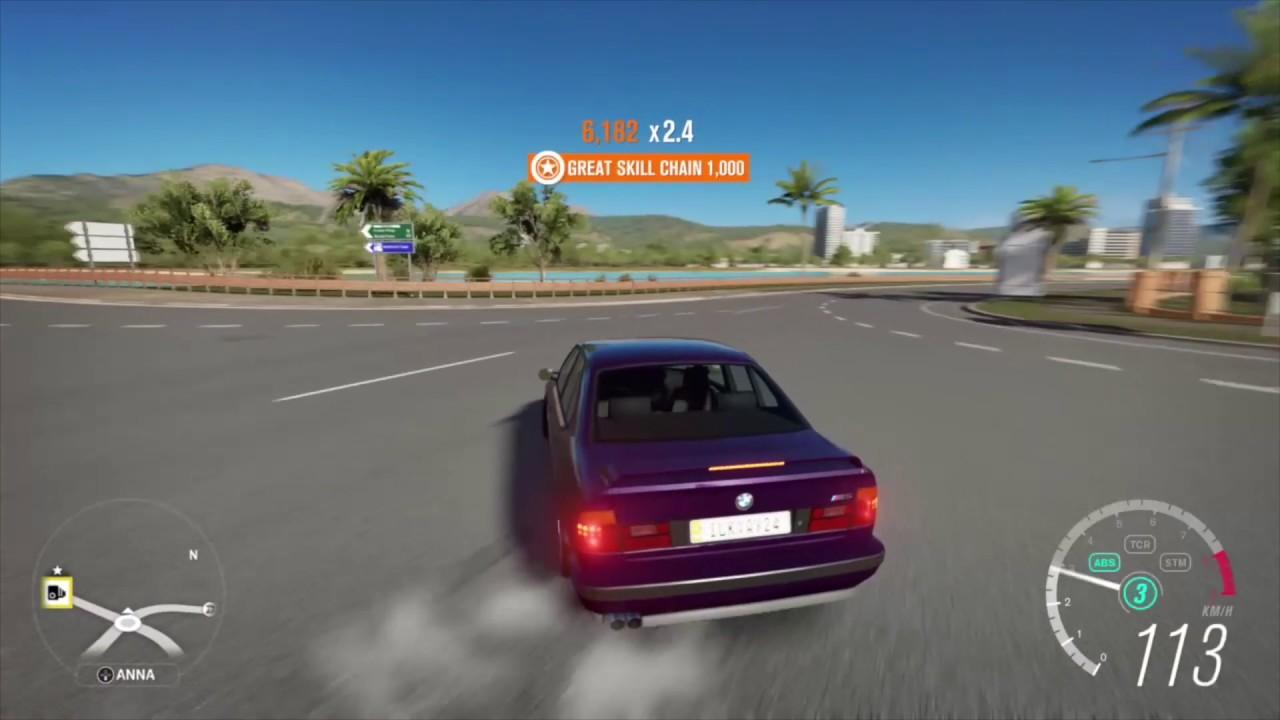 2016 Bmw M5 >> R.I.P Giorgi Tevzadze - ForzaHorizon3 BMW M5 E34 Street Drift - YouTube