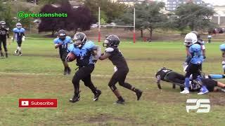 Seatac Sharks 10U vs. CD Panthers Highlight Reel 2018