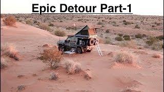 Epic detour Part-1