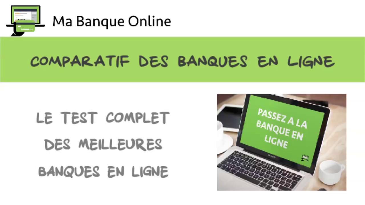 Comparatif meilleure banque en ligne sur ma banque online for Meilleure jardinerie en ligne