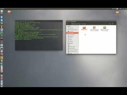 instalar paquetes  .tar.gz y rpm en Ubuntu con alien