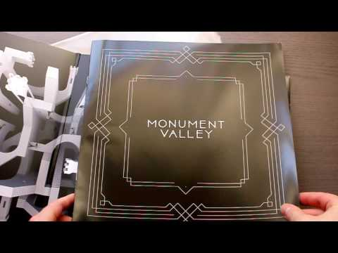 Monument Valley Vinyl Soundtrack Unboxing