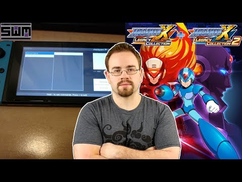 Switch Hackers Enable Save Game Backups And Mega Man X Legacy Collection Gets Dated | News Wave!