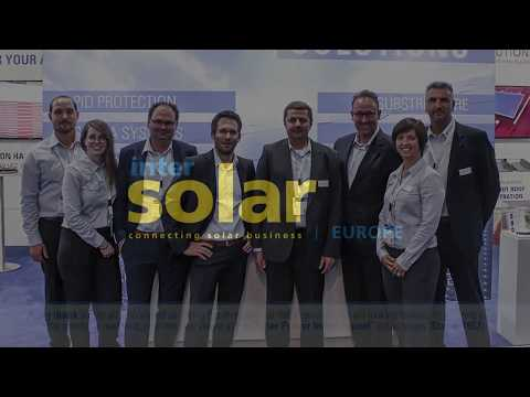 PADCON AND JURCHEN TECHNOLOGY TOGETHER AT THE INTERSOLAR 2017