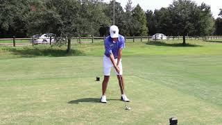 Golf Practice 8.22.18