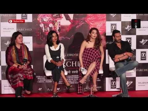 Watch- Ajay Devgan Speaks On Piracy In India