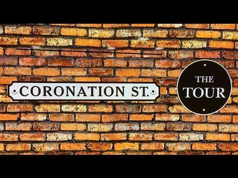 Tour Coronation Street Review ITV Granada Manchester