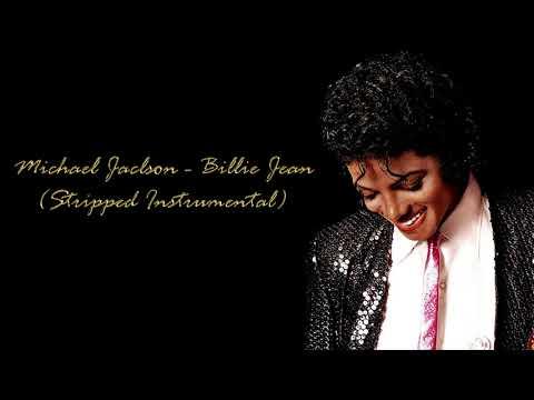 Michael Jackson - Billie Jean (Stripped Instrumental Mix)