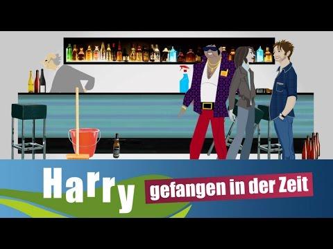 Learn German (A1-B1) | HARRY – Gefangen In Der Zeit | Episode 88