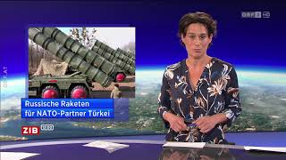 ORF   Türkei rüstet mit Flugabwehrraketen auf
