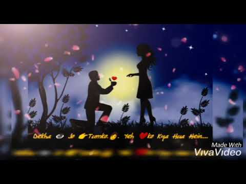 Dekha Jo Tumko(Short)💖by Me & My  Bestie... 2001 ROMANTIC HIT SONG