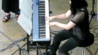 第2回 sakoピアノステージ (2014.7.13) 3:21 ~ ピアノソロ 大好きなこ...