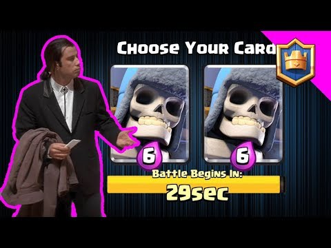 MOST DIFFICULT DRAFT DECISION EVER! - Giant Skeleton Draft Challenge - Clash Royale