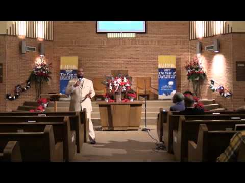 Tim Anderson, Jr. sermon on Grace: Simplicity or Stinginess