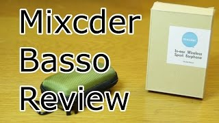 Mixcder Basso Sport Earphones with Built-in Mic - Review [4K]