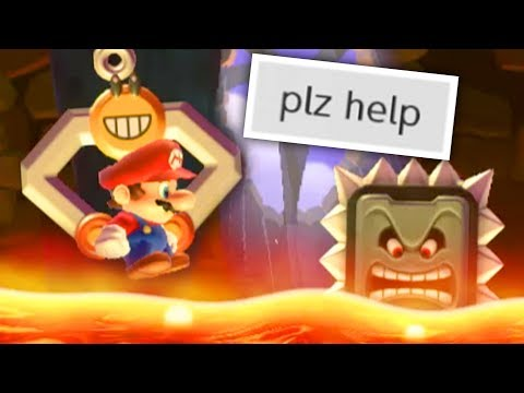 The Worst Levels of Mario Maker 2
