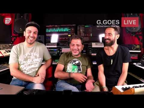 """G-Mohris Pres. """"G.GOES LIVE"""" 012: Interview With Atomic Circus 
