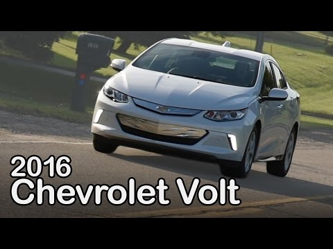 2016 Chevrolet Volt Review: Curbed with Craig Cole