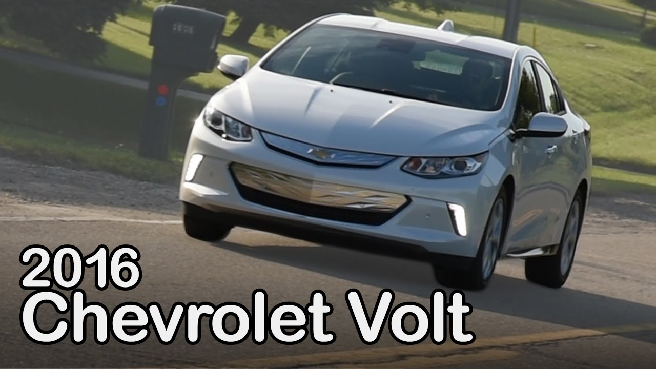 Download 2016 Chevrolet Volt Review: Curbed with Craig Cole