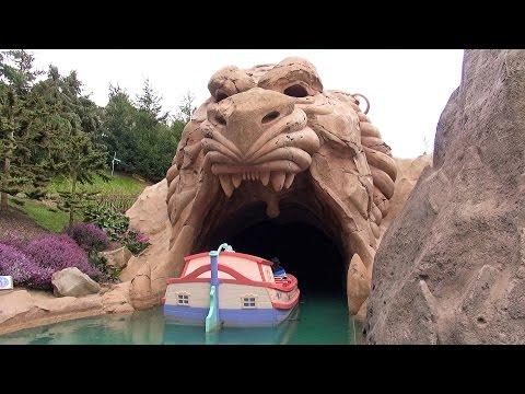Storybook Land Canal Boats FULL POV Ride at Disneyland Paris 2017, Le Pays des Contes de Fée