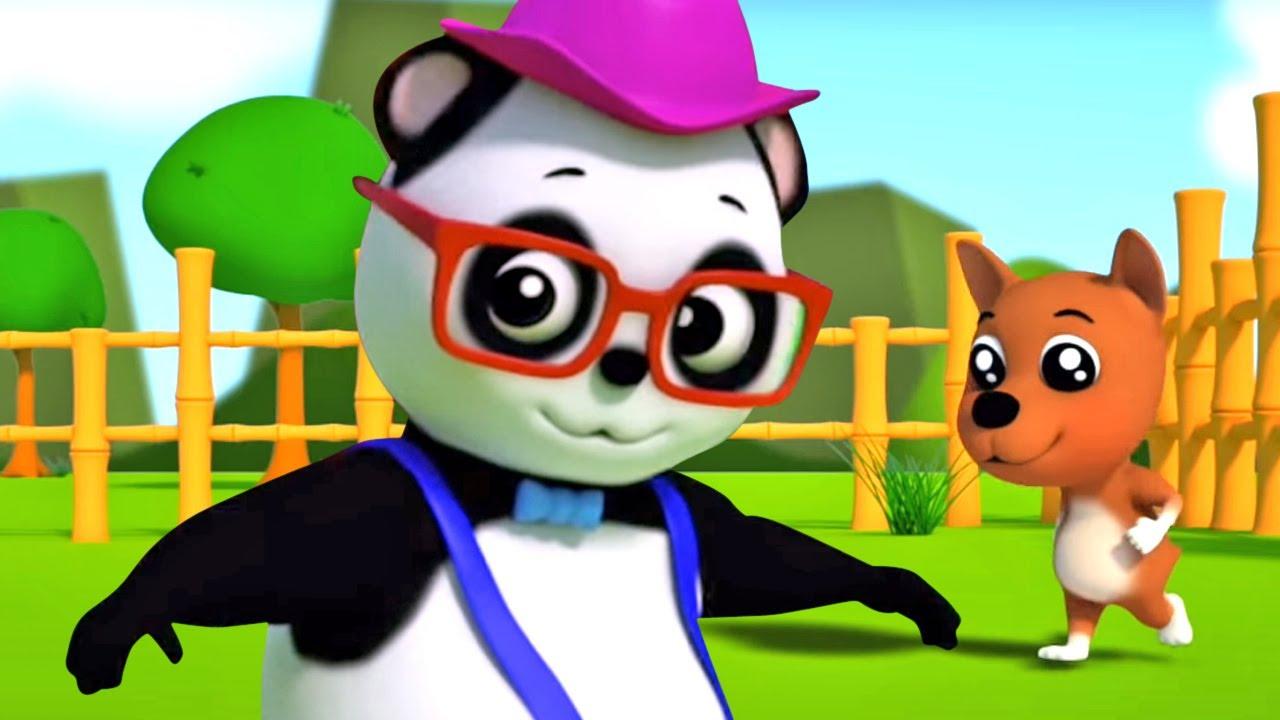 Ông Già Này   Vần Điệu Trẻ   Bài Hát Cho Trẻ Em   Baby Bao Panda Vietnam   Giáo Dục