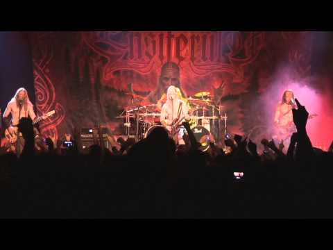 Ensiferum en Chile 2013 - Symbols & In My Sword I Trust