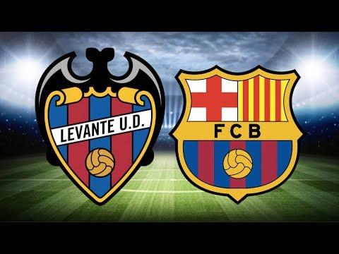 Levante vs Barcelona, La Liga 2018/19 - MATCH PREVIEW