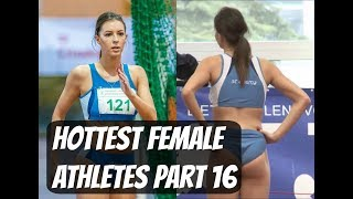Beautiful and Sexy Women in Sports ● Hottest Female Athletes Part.16