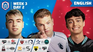 Clash Royale League: CRL West Fall 2019 | Week 3 Day 2! (English)