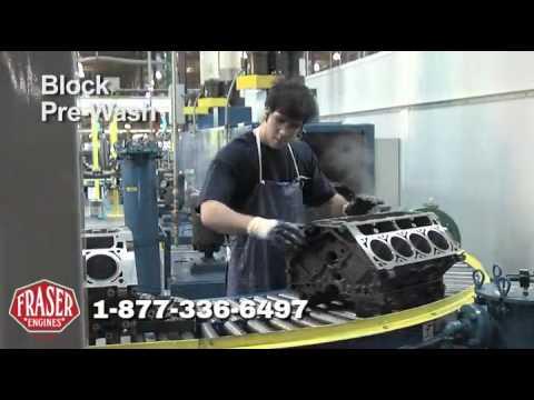 5 3 Liter GM Engines For Sale - Fraser Engines