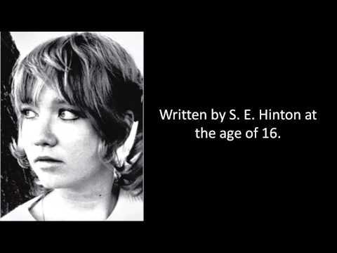 The Outsiders - SE Hinton