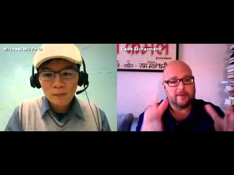 EP35 Gamification Revolution - Michael Wu