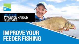 Improve Your Feeder Fishing | Lee Kerry | Staunton Harold Reservoir
