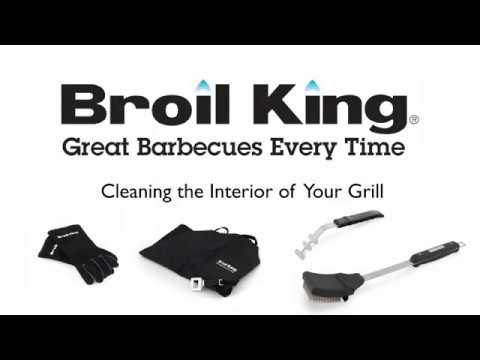 How to Clean the Interior of Your Grill - Broil King